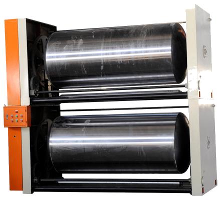 Preheater-Two layer preheater